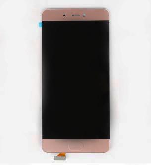 Дисплей (LCD) Xiaomi Mi5s rose с тачскрином, золотой ориг. к-во