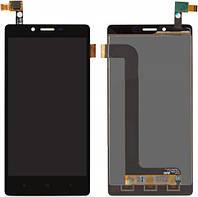 Дисплей (LCD) Xiaomi Redmi Note с тачскрином, чёрный ориг. к-во