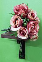 Букет роз розовый 3652