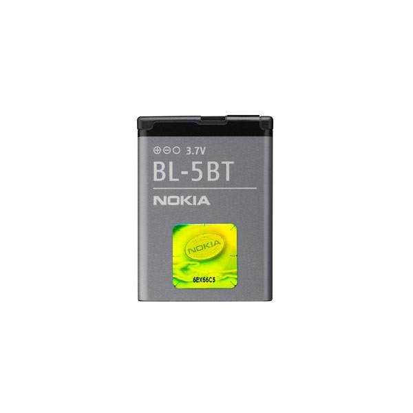 Аккумулятор акб оригинальное к-во Nokia BL-5BT