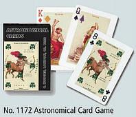 """Карты игральные 1172 """"Astronom.Card Game""""(55шт)"""