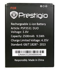 Аккумулятор акб оригинальное к-во Prestigio PSP3531
