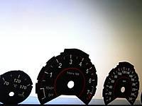 Шкалы приборов BMW F30, фото 1