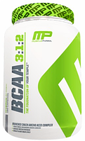 БЦАА,MusclePharm, BCAA, 240 caps, 30 порций