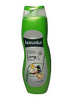 Натуральний шампунь Kumarika Для довгого та чорного волосся 180 мл
