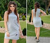 Платье летнее спортивный стиль Nike, фото 7