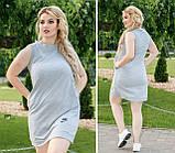 Платье летнее спортивный стиль Nike, фото 2