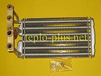 Теплообменник битермический 8715406546 Junkers Eurosmart, CeraclassComfort, Bosch Gaz 4000 W, Gaz 5000 W, фото 1