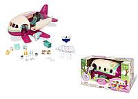 Игровой набор LIL WOODZEEZ Самолет 61533Z (61533Z)