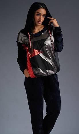 Стильный женский спортивный костюм лик721