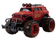 Автомобиль на радиоуправлении Max off road, красный, 1:20, JP383