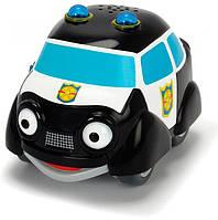 Автомобиль Поли со светом и звуком, Городские герои, Dickie Toys