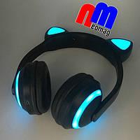 Bluetooth наушники с кошачьими ушками. Хит 2018 года.7 цветов
