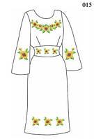 Женское платье 15