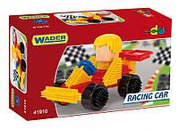Конструктор Ежик тематический Racing Car, Wader