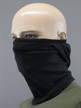 Флисовая зимняя маска - балаклава подшлемник (55-58), фото 3