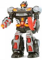 Робот M.A.R.S. с голосом и звуковыми эффектами (черно-красный), Hap-p-kid