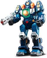 Робот M.A.R.S. Турботрон (синий), 32 см, Hap-p-kid