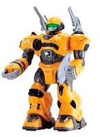 Робот-воин (желтый), Hap-p-kid