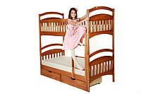 Двухъярусная кровать Карина Высший сорт, без сучков