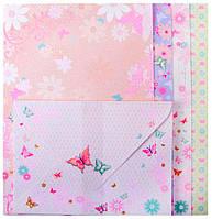 Заготовка для открыток с цветными конвертами Inspiration (10.5 × 14.8 см), KIDS Line, ZiBi