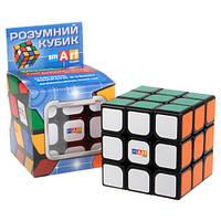 Smart Cube 3х3 Фирменный черный | Кубик 3х3
