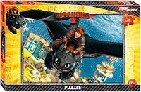 Пазл Драконы, 360 эл., Step Puzzle