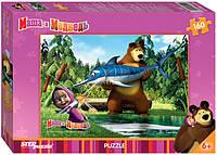 Пазл Маша и Медведь, 160 эл., Step Puzzle
