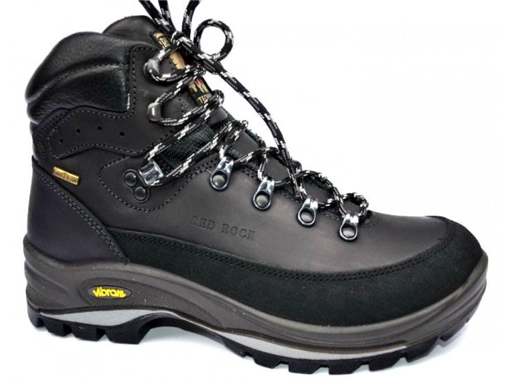 Мужские ботинки зимние высокие Red Rock 12801