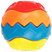 Мяч 3D Головоломка с рельефной поверхностью, BeBeLino