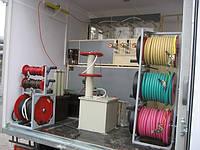 ЭТЛ-35К Электротехническая универсальная подстанционно-кабельная лаборатория