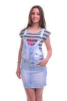 Сарафан джинсовый, фото 1