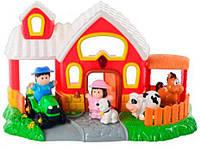 Амбар и ферма, игровой набор, Hap-p-kid