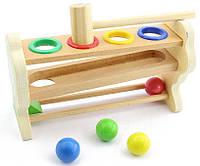 Горка-шарики (маленькая), Мир деревянных игрушек