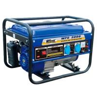 Бензогенератор WERK WPG3000 (1-фазный, 4х-тактный)