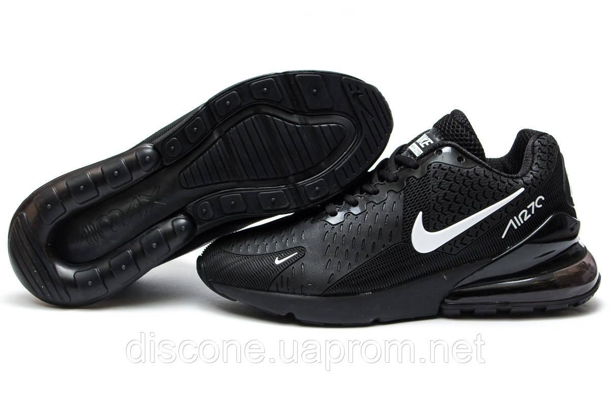 Кроссовки мужские 13974 ► Nike Air 270, черные ✅Скидка 28% ► [ 42 ]