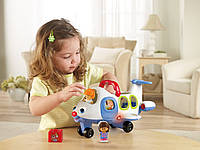 Самолет Fisher price little people самолет