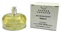 парфюмированная вода Burberry Weekend for women 100 ml TESTER