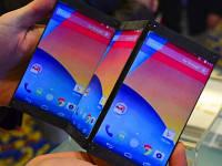 Nanoport - устройство, превращающее несколько смартфонов в планшет