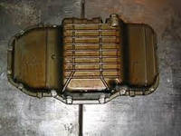 Картер масляный (поддон) Газель,Волга двигатель 406,405 (производство ЗМЗ)