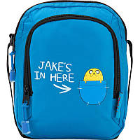 Сумка Adventure Time (5л) синяя, Kite