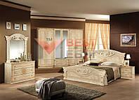 Спальня Рома  (с ламелями / без матраса)