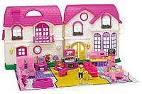 Кукольный домик Мой милый дом (свет, звук), SFL
