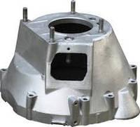 Картер сцепления (колокол) Газель,Волга двигатель.406,405 верхняя часть (производство ЗМЗ)
