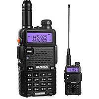 Цифровые рации Baofeng DM-5R Plus 136-174 /400-520 МГц 1800 mAh 5Вт 2 комплекта, фото 1