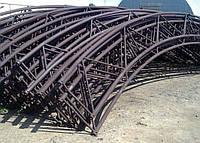 Изготовление различных металлоконструкций под заказ