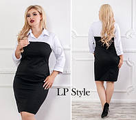 38ac3b001a3 Деловое черное платье в категории платья женские в Украине. Сравнить ...