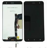 Asus ZE552KL Zenfone 3 дисплей в зборі з тачскріном модуль чорний