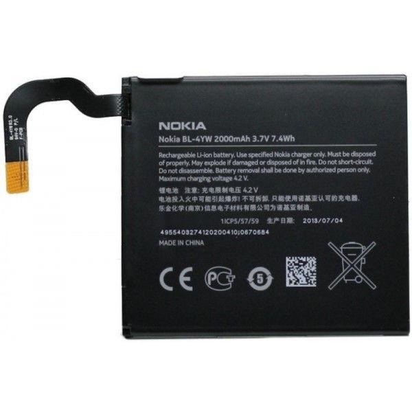Акумуляторна батарея BL-4YW  для мобільного телефону Nokia 925 Lumia
