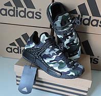 Мужские кроссовки Adidas Human Race. Лицензионная реплика.